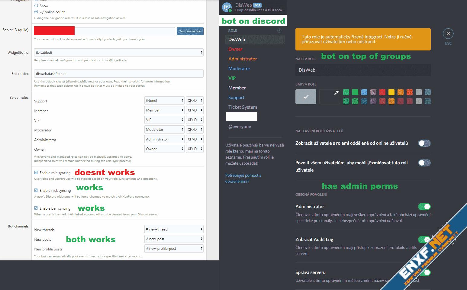 XF2 [8WR] Discord Integration