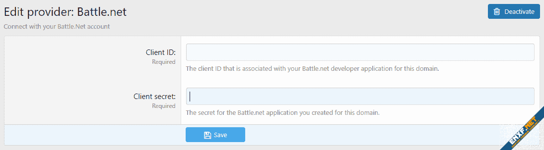 Battle.net Authentication