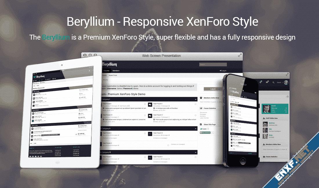 Brivium - Beryllium