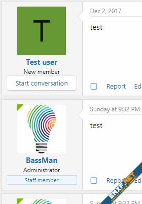 [cXF] Conversation Button