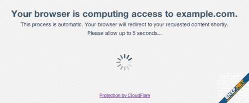 [Foro.agency]☁️ CloudFlare for XenForo : staff permission to change the DDOS/attack protection level