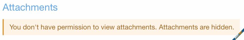 [cXF] Hide attachments with notice