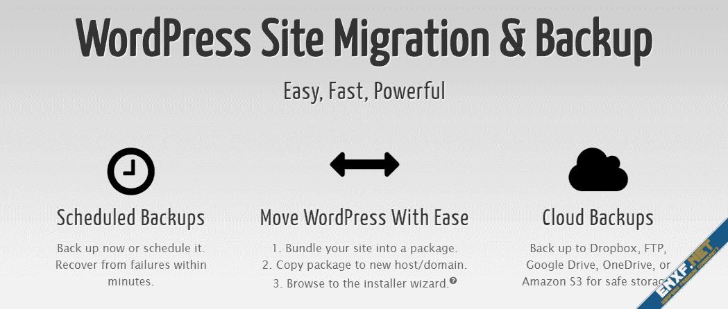 Duplicator Pro - WordPress Site Migration & Backup Plugin