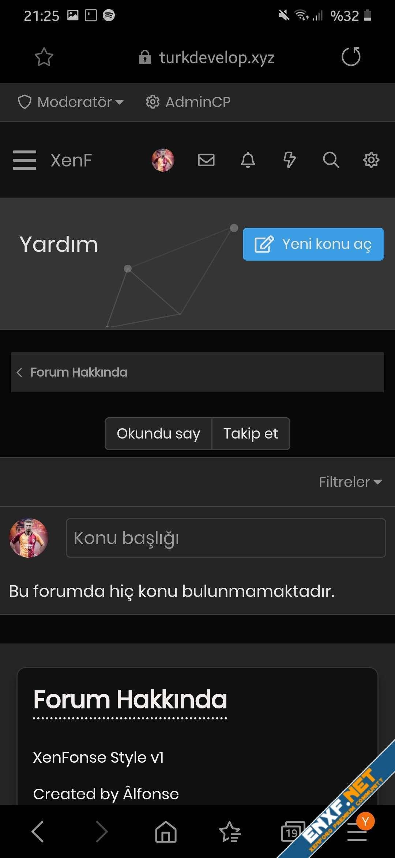 [XenFonse] Style v1