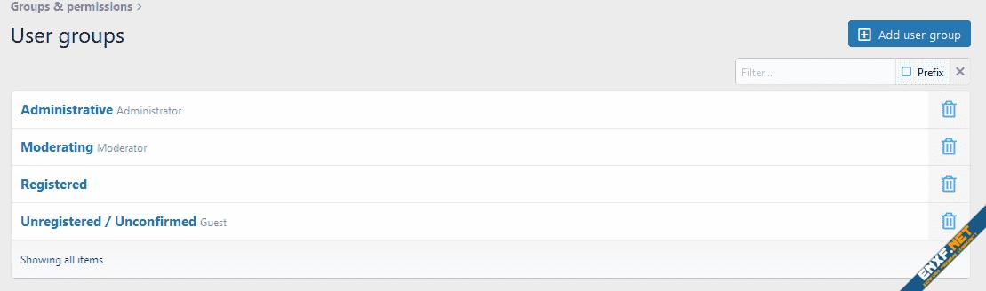 [OzzModz] ACP Usergroup Styling