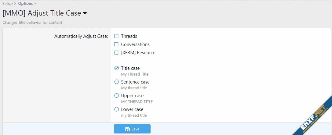 [MMO] Adjust Title Case