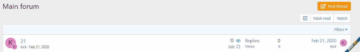 [MMO] Remove Quick Thread