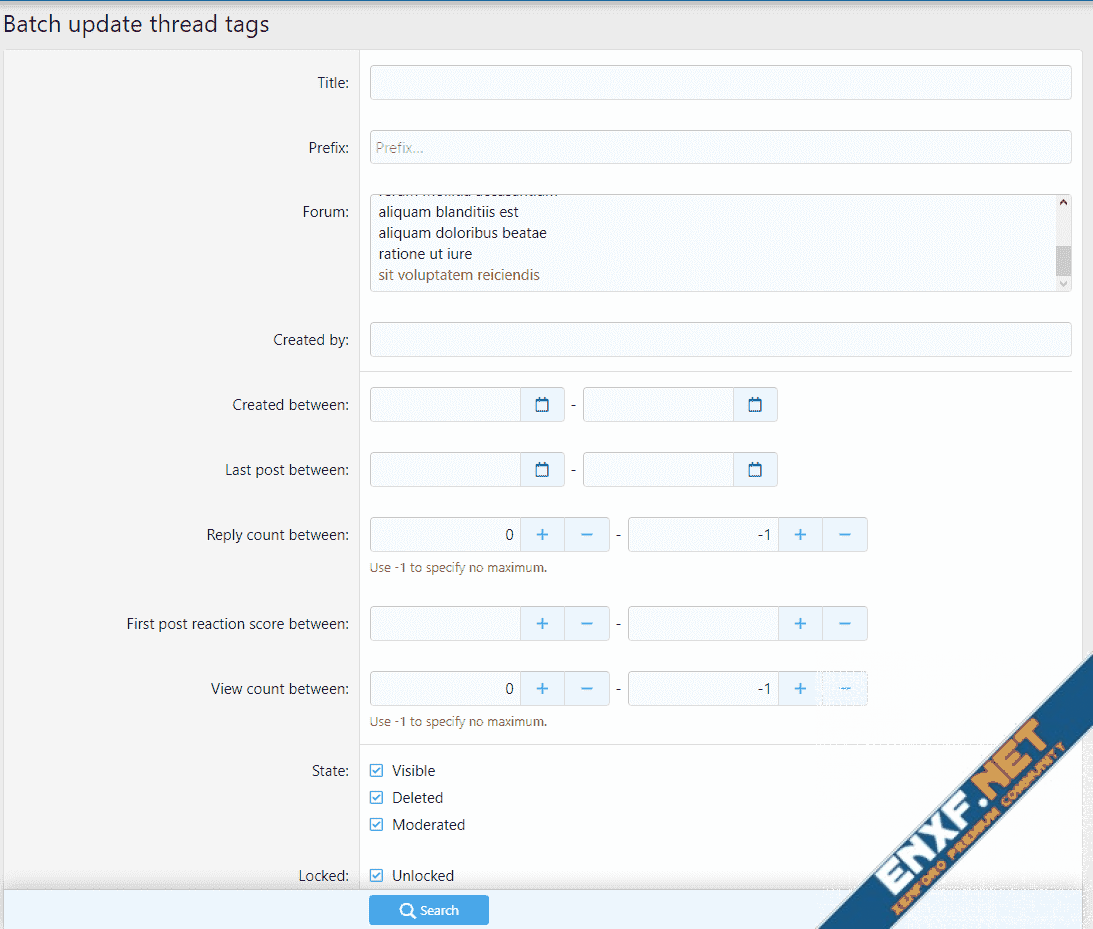 [MMO] Tag Essentials