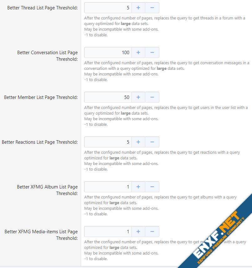 Optimized List Queries by Xon