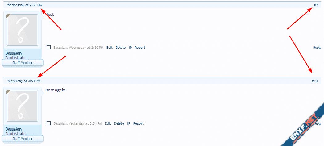 [cXF] Post Timestamp Header