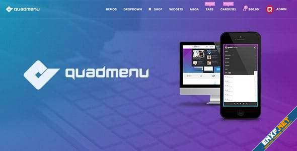 QuadMenu Pro