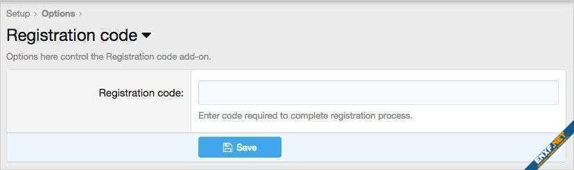 AndyB Registration code