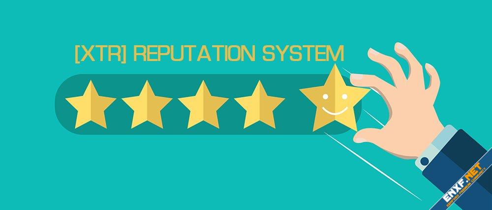 [XTR] Reputation System