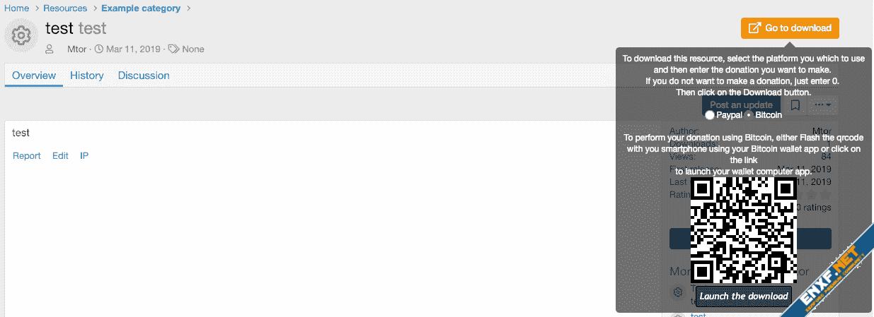 [XFA] RM Donations - XF2
