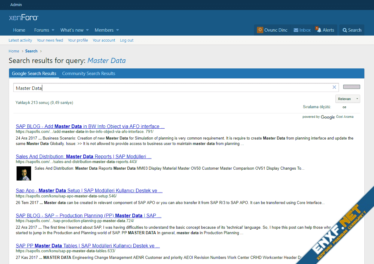 Search Results with GSE
