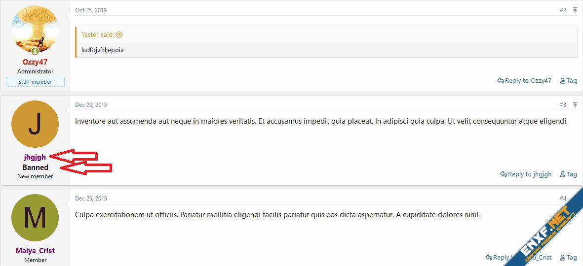 [OzzModz] Show Banned
