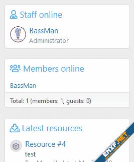 [cXF] Sidebar block title icons