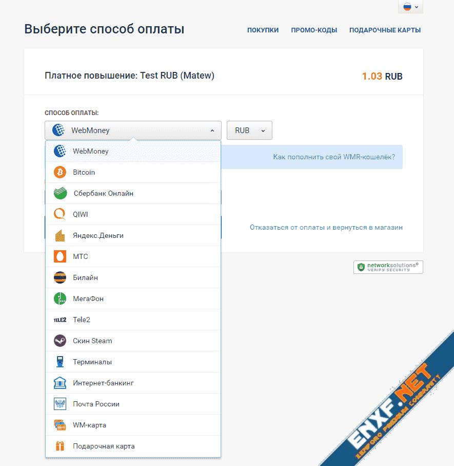 [TC] Paygate: DigiSeller (Oplata.info)
