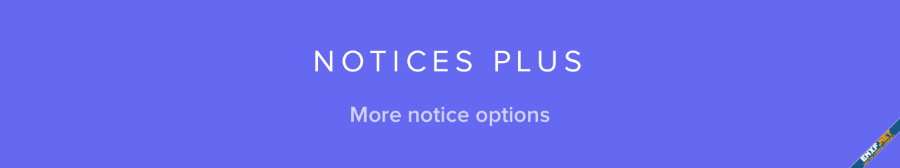 [TH] Notices Plus