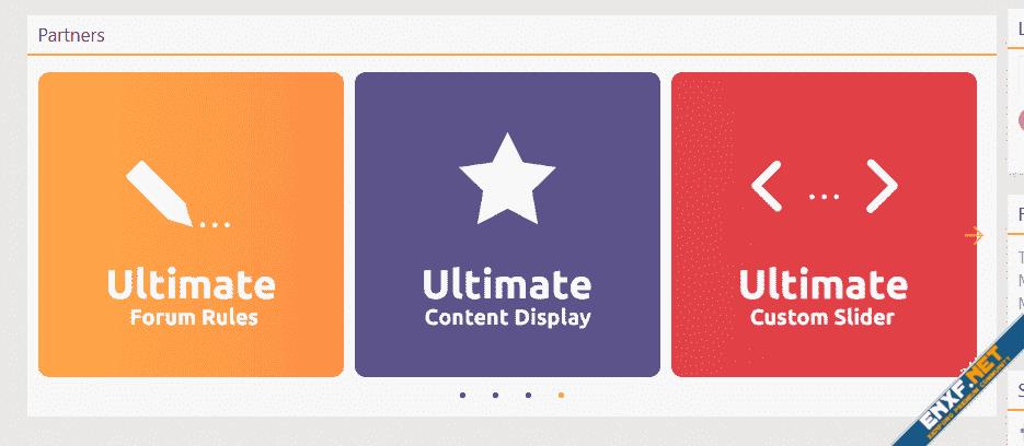 [Ultimate] Partner Logo