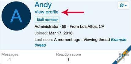 AndyB View profile