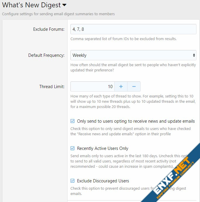 What's New Digest
