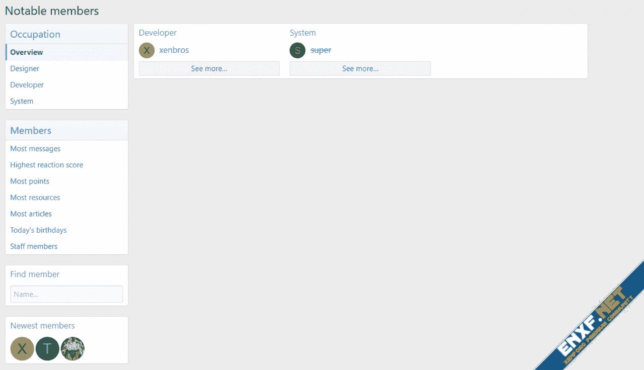 [Xenbros] Member Pro