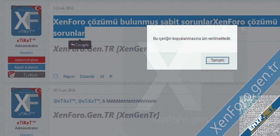 [XenGenTr] No Сopying