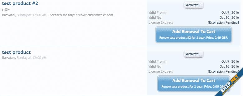[cXF] Xen Product Manager Renew License Button