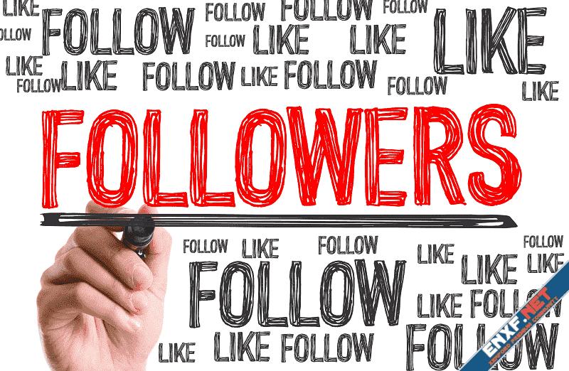 [XTR] Most Followers