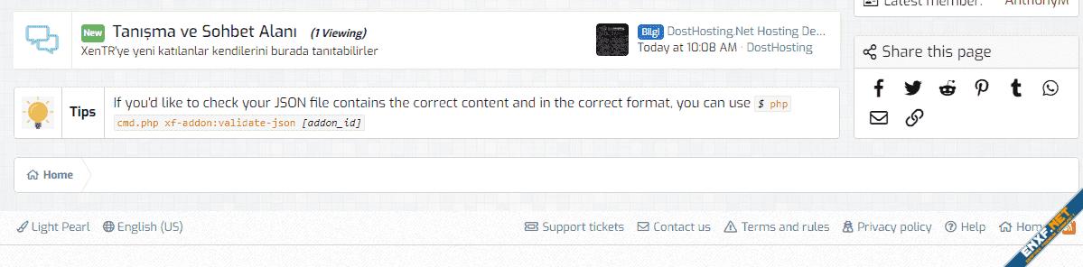 [XTR] Random Tips