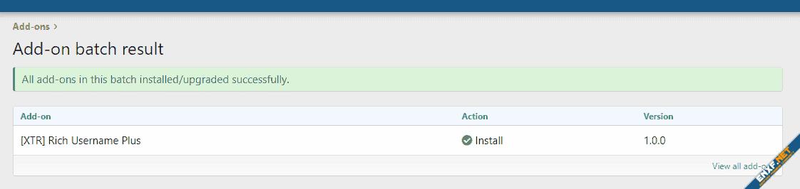 [XTR] Rich Username Plus - Kullanıcılara Adlarını Renklendirme İzni Verin